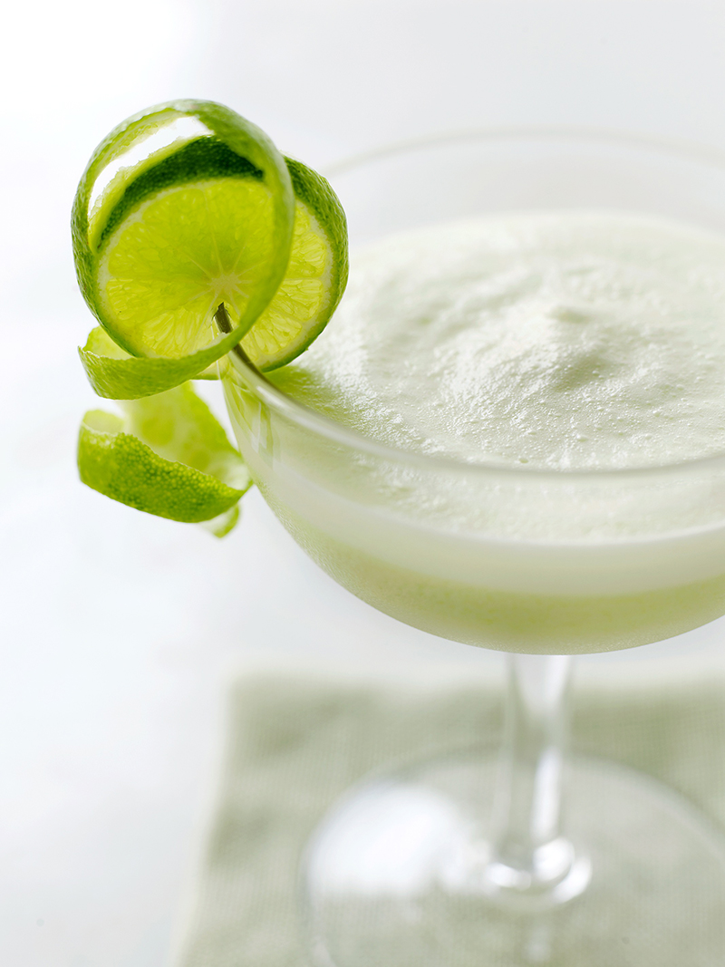 Lime Wedding Cocktail