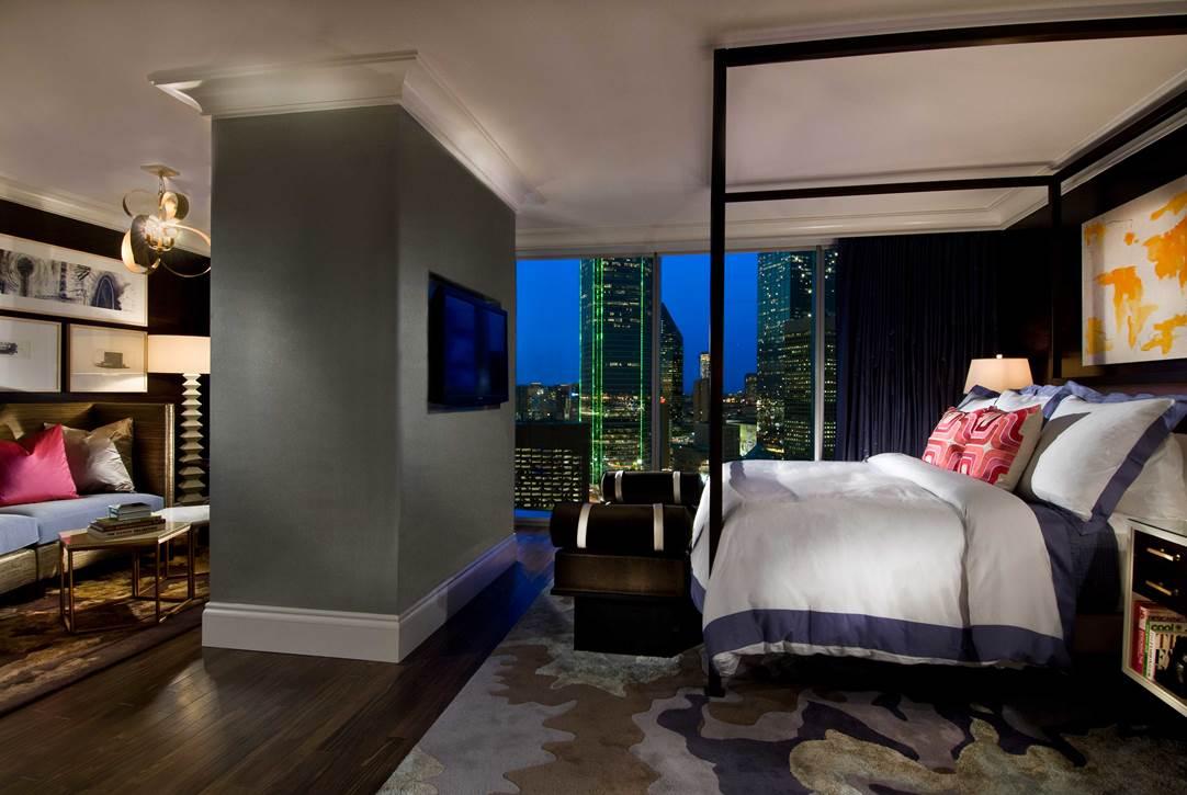 Omni Dallas Presidential Suite