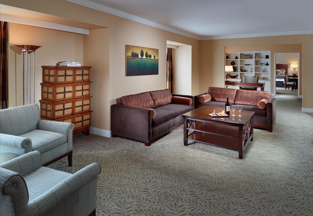 Omni Los Angeles Presidential Suite