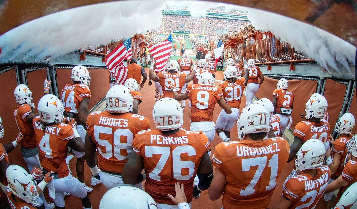 College Football Cities Austin