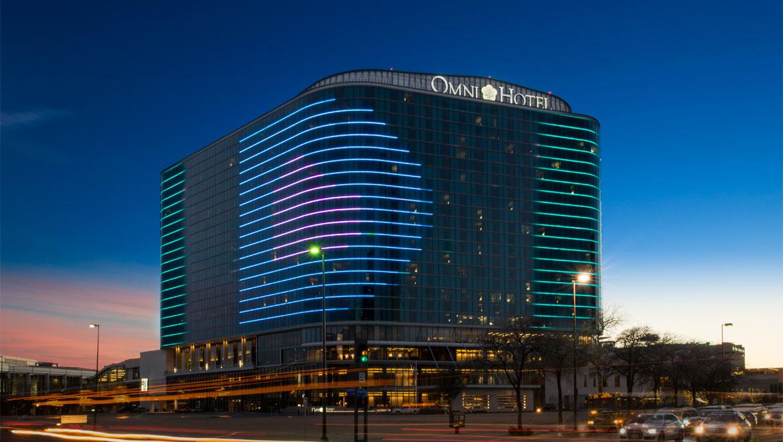 Omni Dallas Hotel Conde Nast