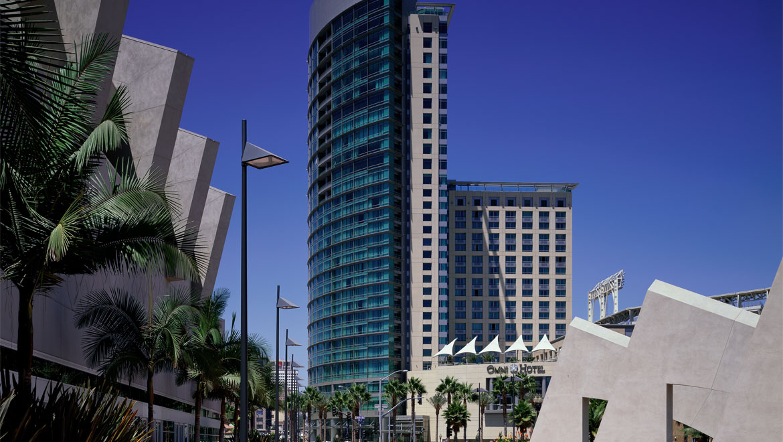 Omni San Diego Hotel Conde Nast