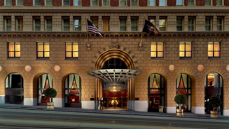 Omni San Francisco Hotel Conde Nast
