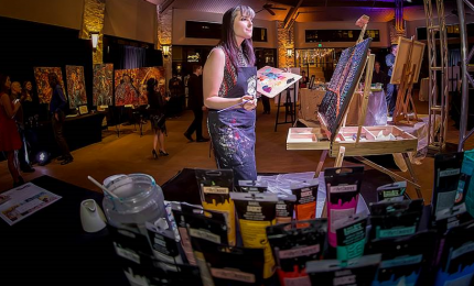 Artists Embrace Austin's Canvas For A Cause