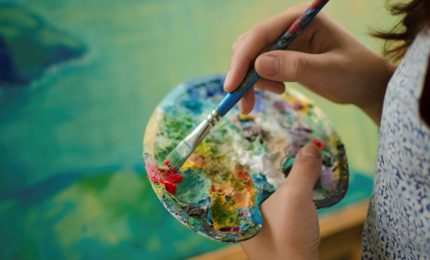 Artists Embrace Austin's Canvas For A Cause
