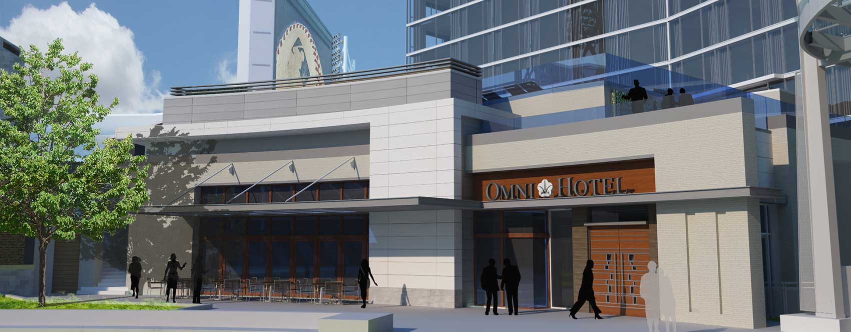 Omni Hotel At The Battery Atlanta Room Reveal Opens Early