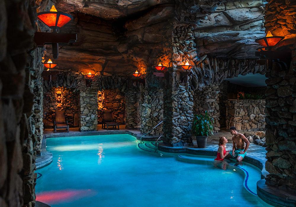 The Spa at The Omni Grove Park Inn