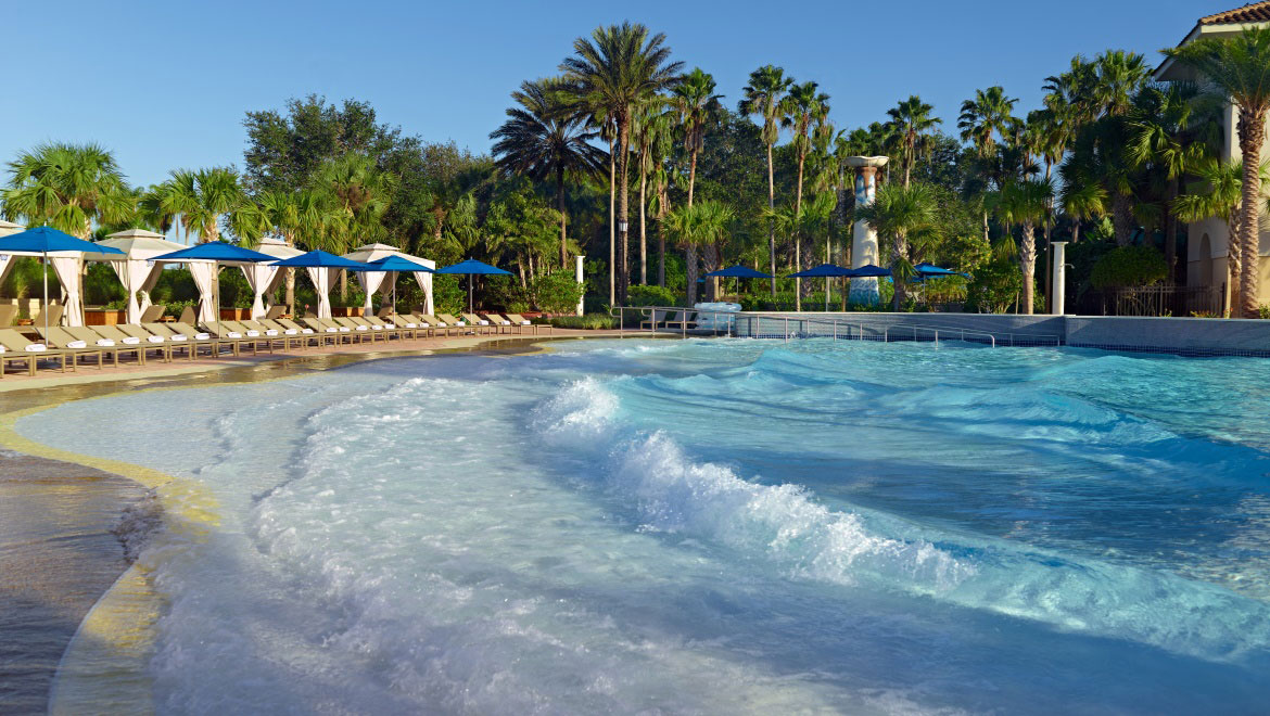 From Large Pools And Lazy Rivers To Water Slides Whirlpools Theres A Place For Everyone Enjoy We Also Have Orlandos Only Resort Wave Pool