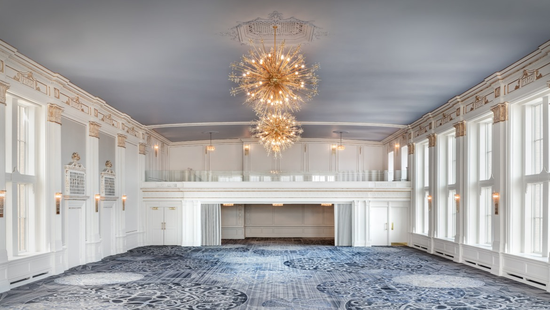 Omni King Edward\'s Crystal Ballroom Restoration Toronto
