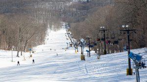 The Omni Homestead Resort Skiing