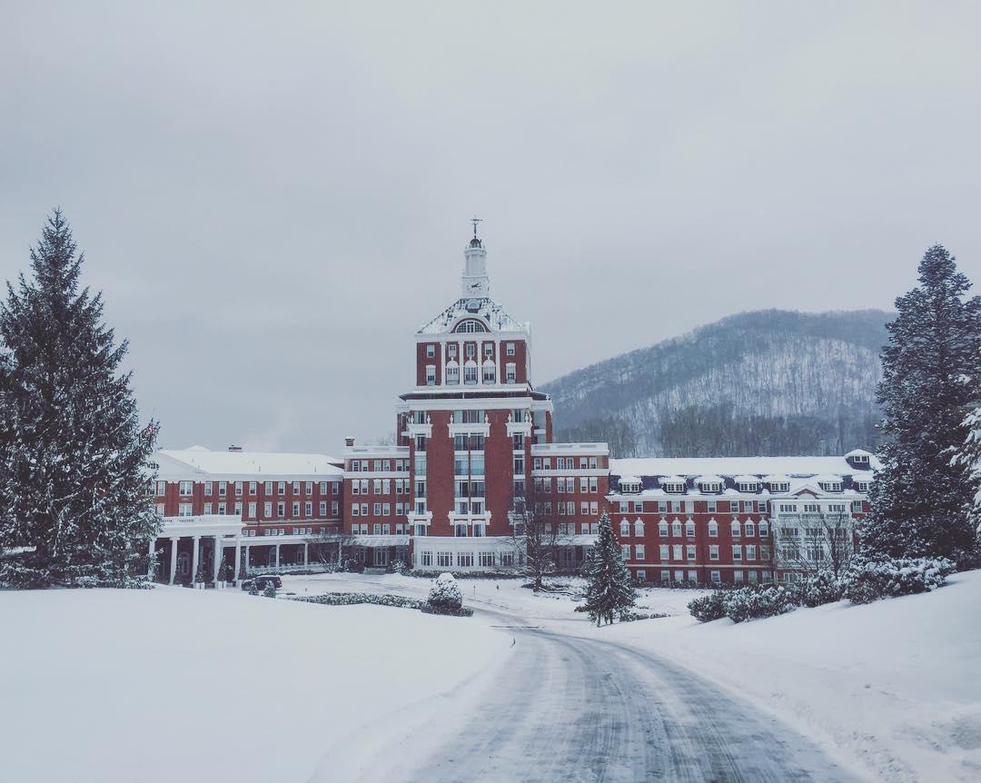 Omni Homestead Resort - Winter Wonderland
