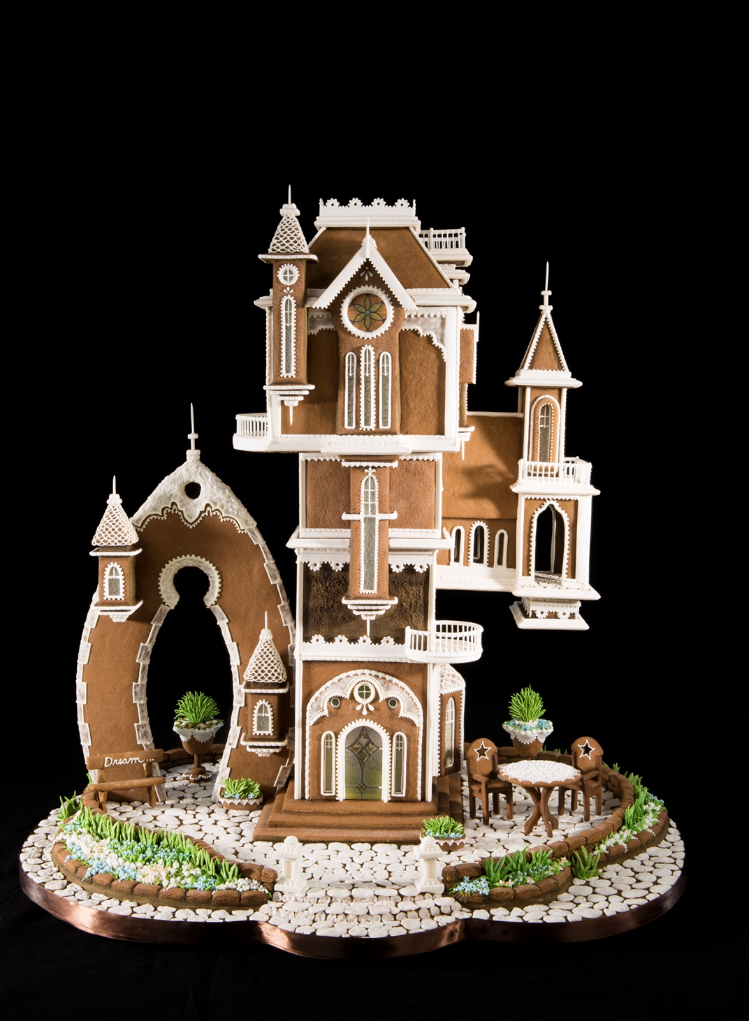 2018 Gingerbread Competition Winner