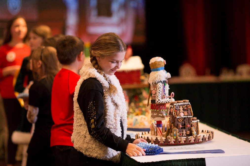 Asheville Gingerbread Competition