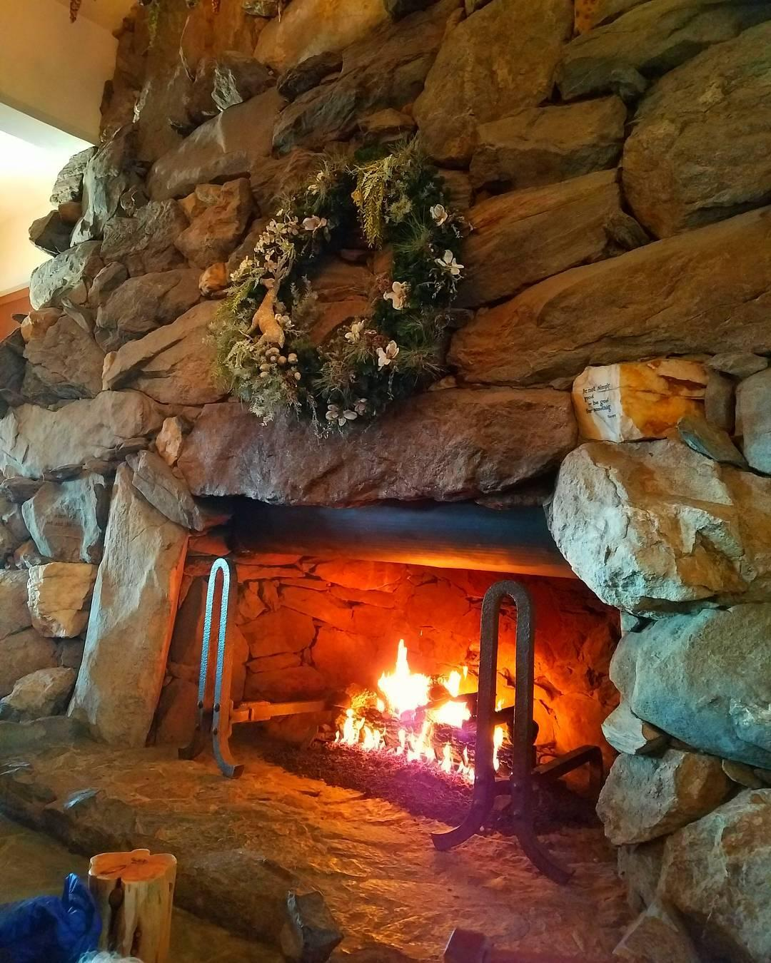 The Grand Fire Place at Omni