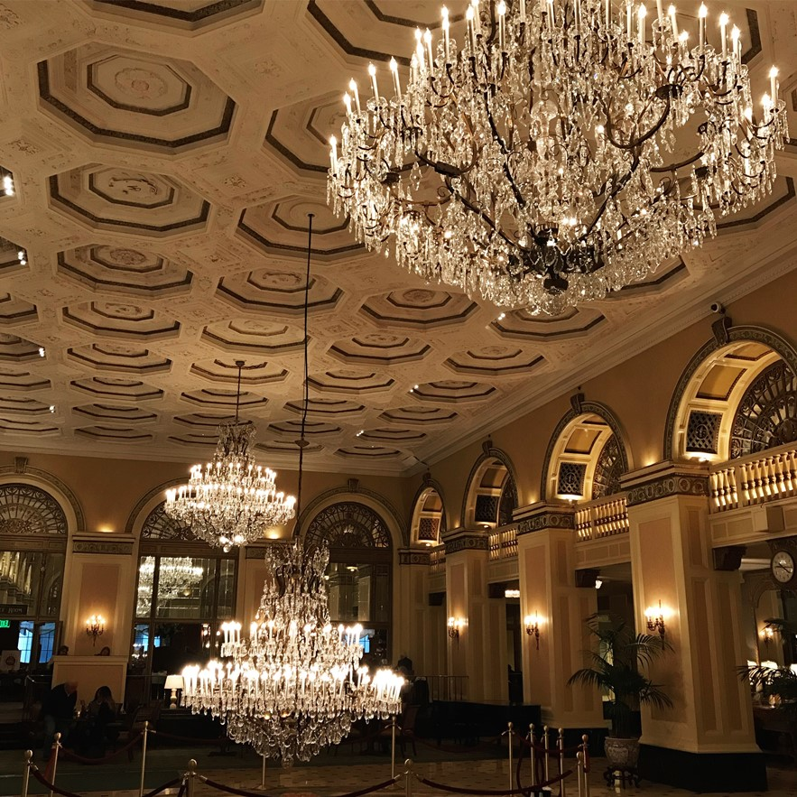 Celebrating Decades Of Sparkle Omni William Penn Hotel S