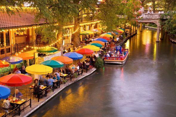Spring Break Destination #4 - San Antonio