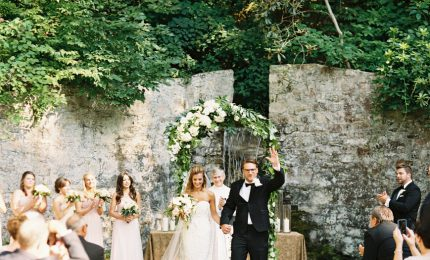 Sophistication Meets Elegance: A Bedford Springs Wedding
