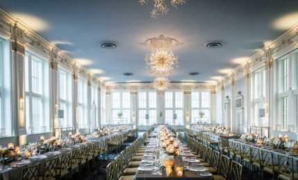 A Romantic Revival of Historic Toronto Wedding Venue