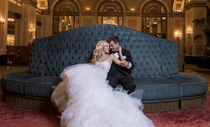 A Wedding to Remember at Omni William Penn Hotel