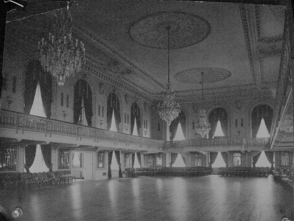 William Penn Ballroom 1938