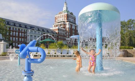 Summer at America's First Resort: The Omni Homestead Resort