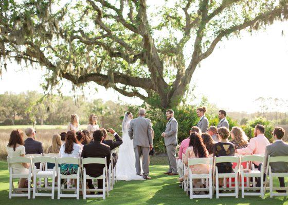 Amelia Island Wedding Ceremony