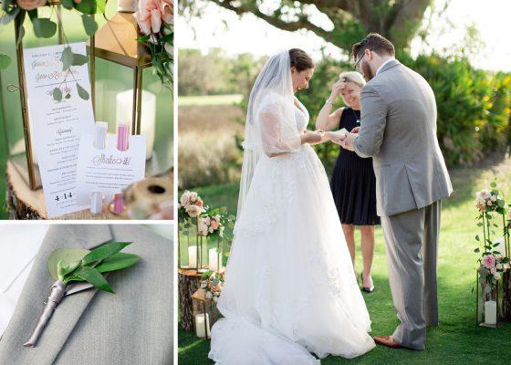 Couple Wedding Vows