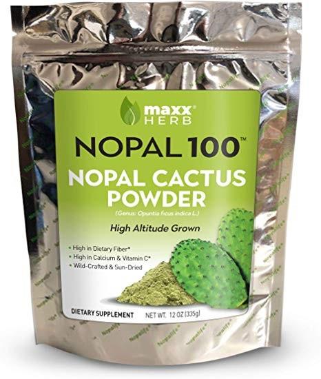 nopal powder