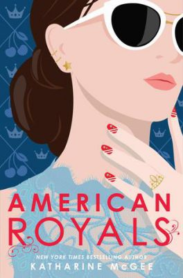 Book Cover - American Royals