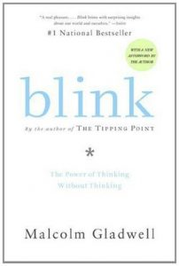 Book Cover - Blink
