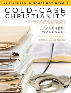 Book Cover -Cold Case Christianity