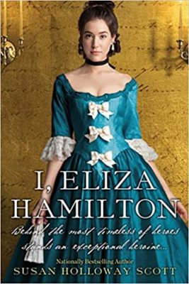 Book Cover - I, Eliza Hamilton