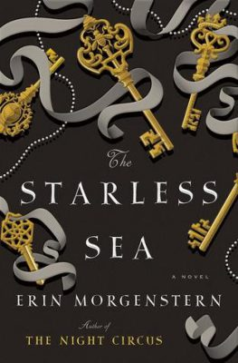 Book Cover - The Starless Sea