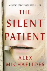 Book Cover - The Silent Patient