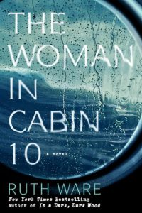 Book Cover - Woman in Cabin 10