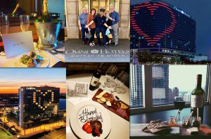 Memorable Experiences Collage of Omni Amenities
