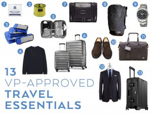 13 Travel Essentials