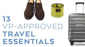 13 Packing List Essentials