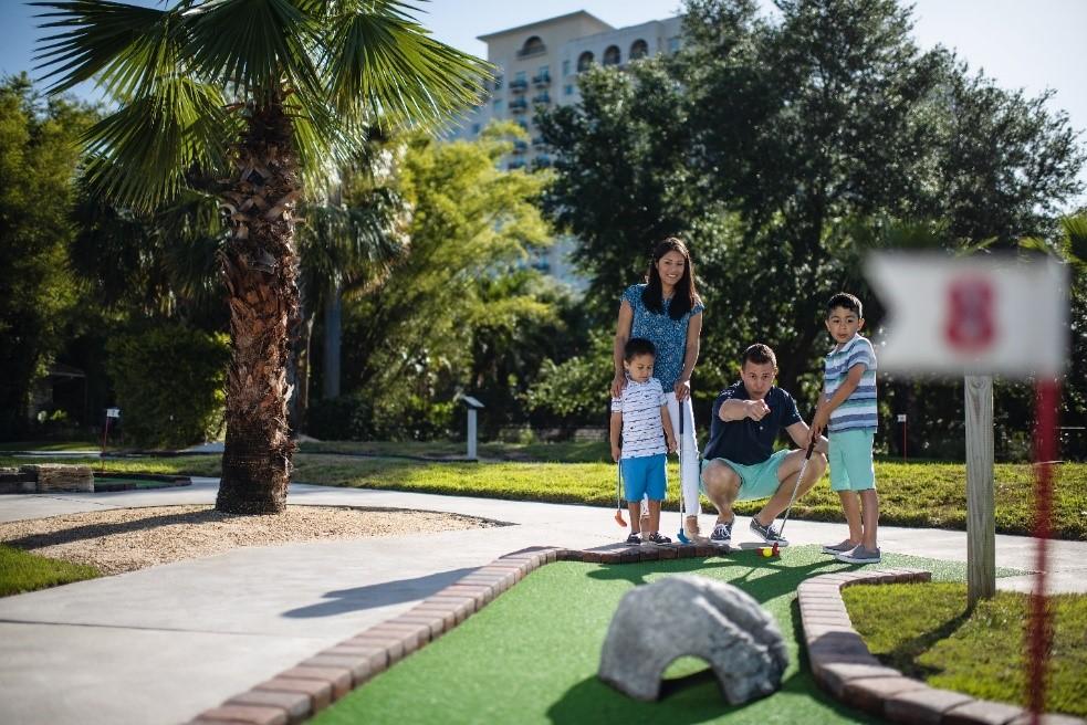 ChampionsGate Mini Golf Course