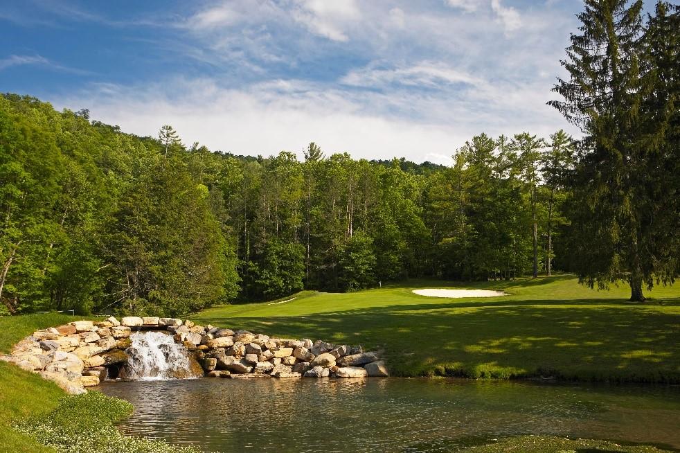 Cascades Golf Course