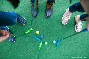 Mini Golf Clubs