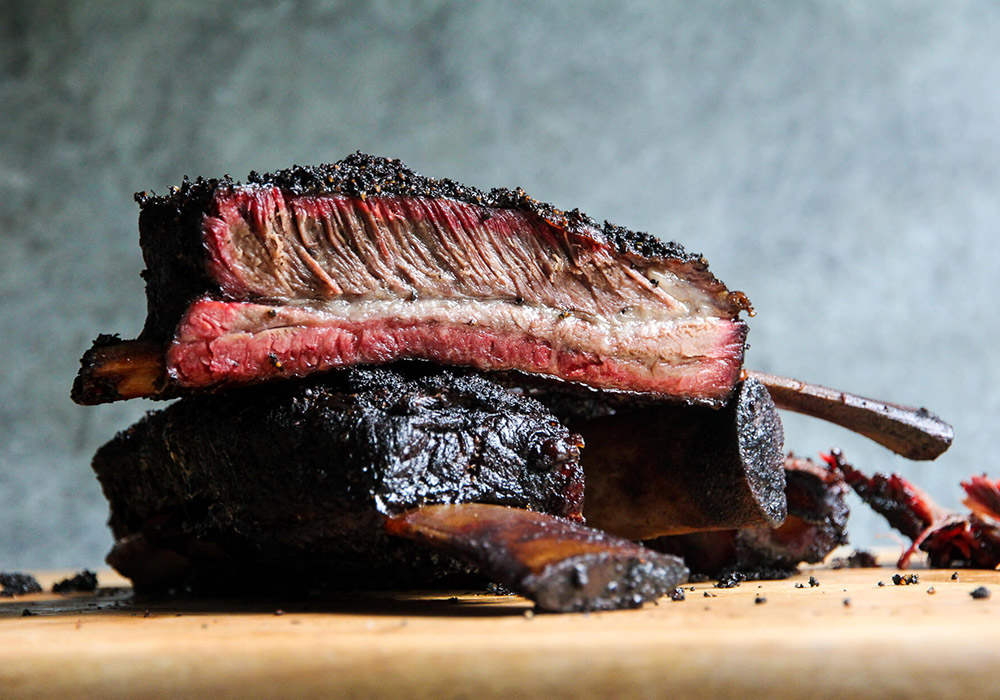 Giant Barbecue Beef Rib