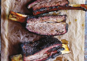 Omni Barton Creek Resort's Giant Beef Rib