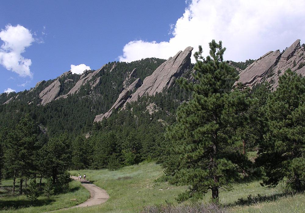 Flagstaff Mountain, Boulder Colorado