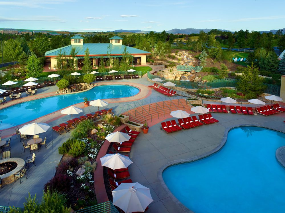 Pools at Omni Interlocken Hotels