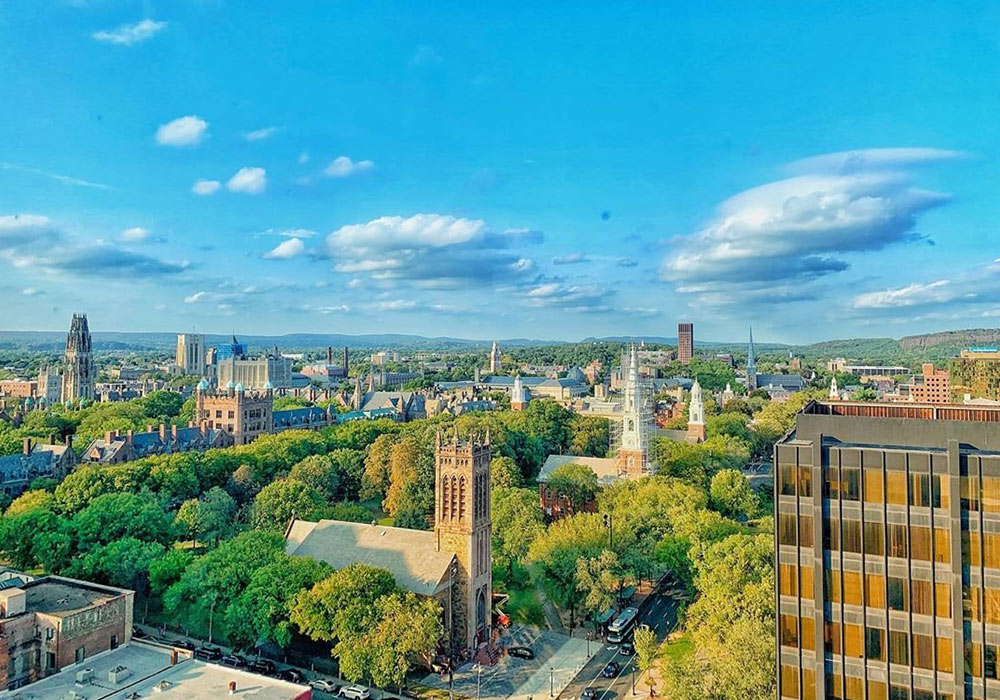 Fall Staycation in New Haven