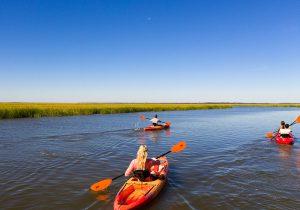 Amelia Island Water Activities