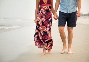 Omni Amelia Island Resort Romantic Beach Walk