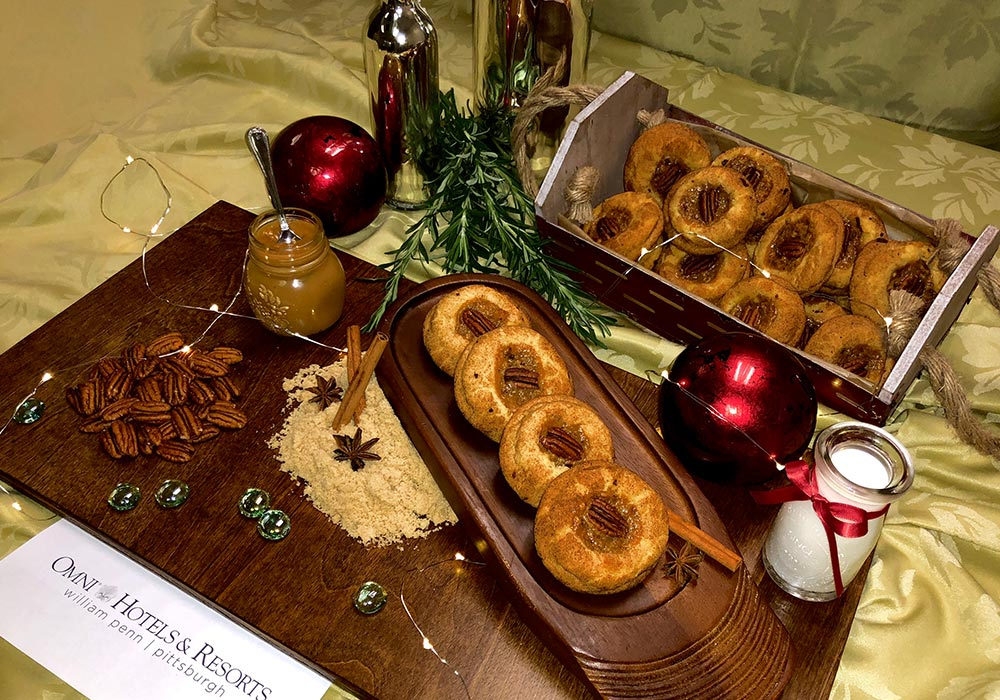 Reindeer Print Cookies