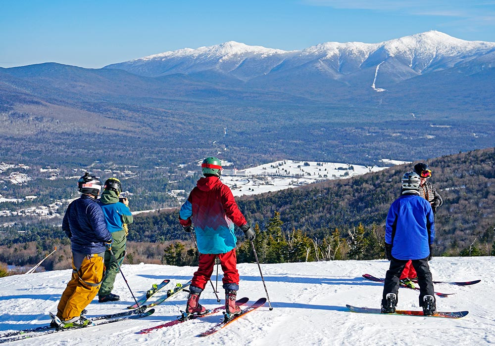 Omni Mount Washington Resort View From The Top